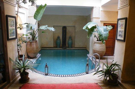 Dar Ourika : pool