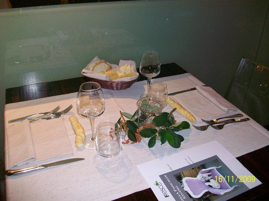 Ristorante Fresco: Sala ristorante