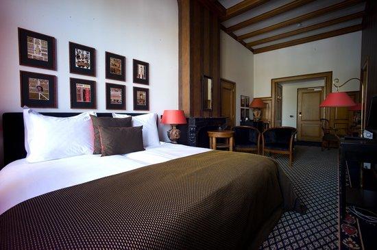 Grand Boutique Hotel Huis Vermeer: Grand de Luxe Room