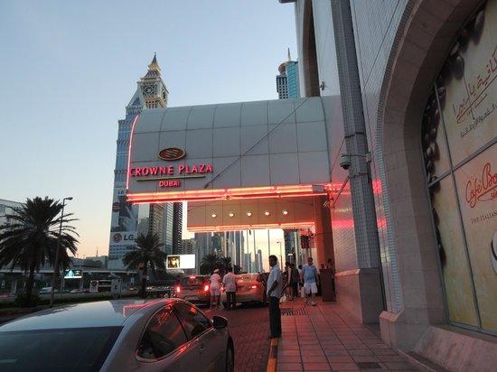 Crowne Plaza Hotel Dubai: Crown Plaza Hotel