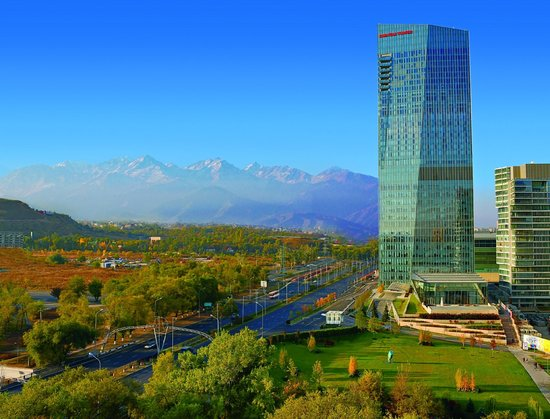 Photo of Almaty JW Marriott Hotel