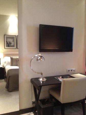 Hotel Murmuri Barcelona: small size but enough space