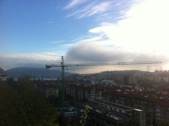 Vistas desde el Hotel Avenida
