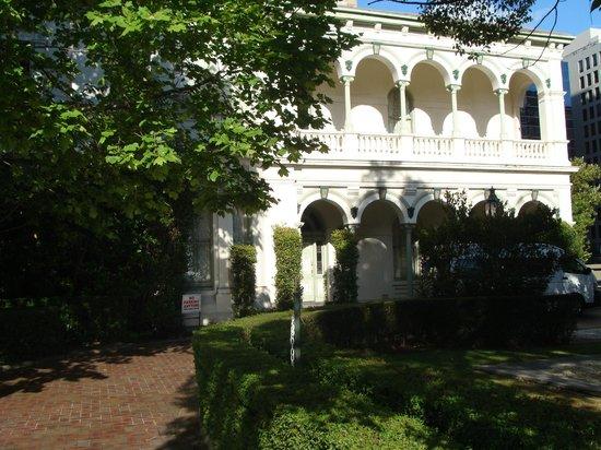 Bayview Eden : The heritage bldg