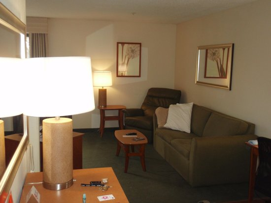 Extended Stay America - Philadelphia - Airport - Bartram Ave.: リビング