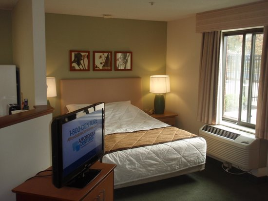 Extended Stay America - Philadelphia - Airport - Bartram Ave.: BED