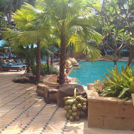 Pattaya Marriott Resort & Spa: Perfect pool