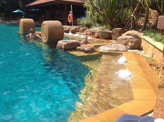 Pattaya Marriott Resort & Spa: Great jacuzzi