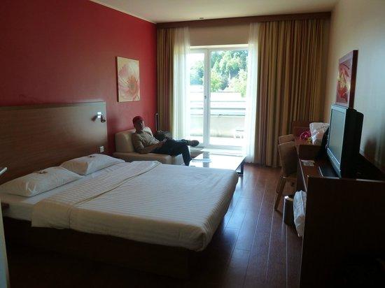 Star Inn Hotel Salzburg Zentrum, by Comfort: Room 423