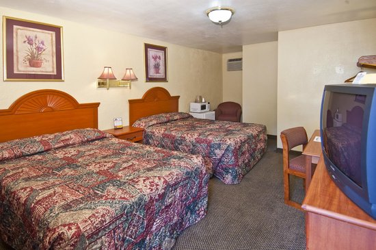 Gainesville Lodge : Boublebed Room