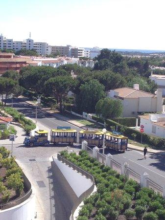 Hilton Vilamoura As Cascatas Golf Resort & Spa: golf course view