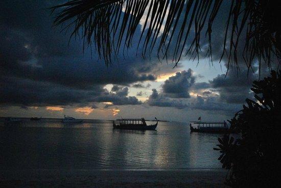 Velidhu Island Resort : vista