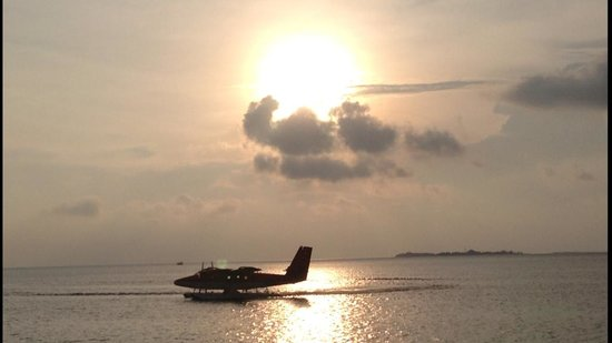 Velidhu Island Resort : panorama