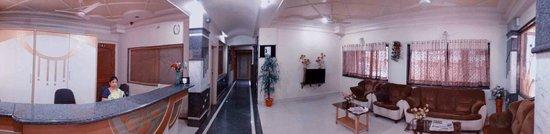Shiv Sai Palace Hotel : Welcome