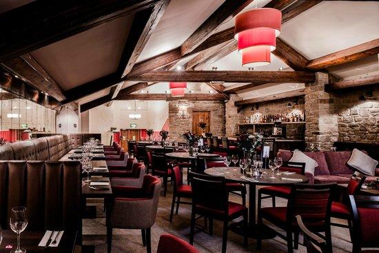 The Angel Inn: Restaurant