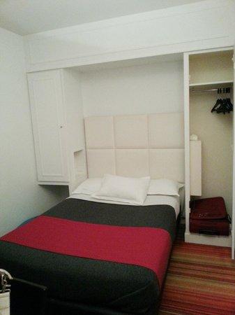 Hotel Lecourbe: Camera doppia