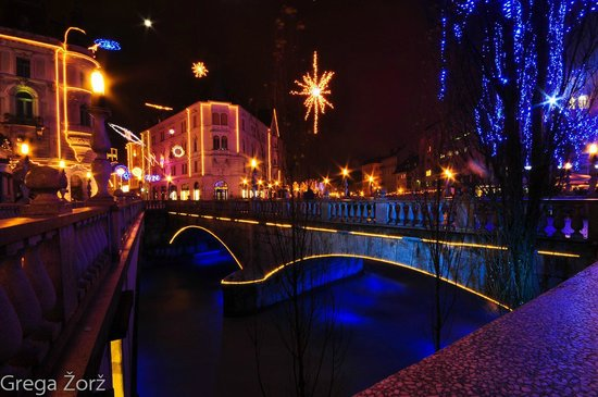 Slovenia Tours & Excursions Tour As: Ljubljana New Year