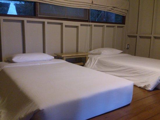 Away Koh Kood: chambre a l'etage