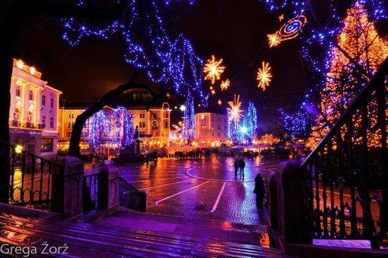 Slovenia Tours & Excursions Tour As: Ljubljana - festive december