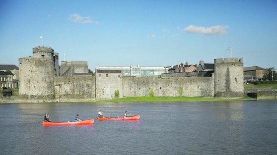 Nevsail Watersports: Limerick City Kayaking Tours
