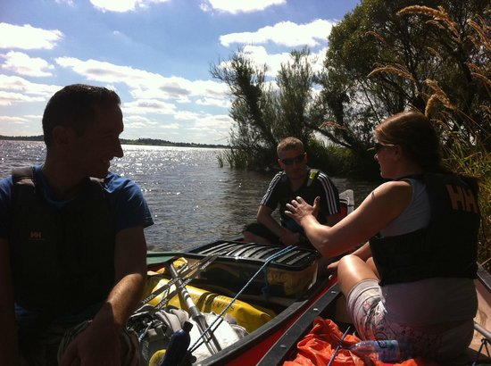 Nevsail Watersports: Old Irish Stories by the side of the River Shannon