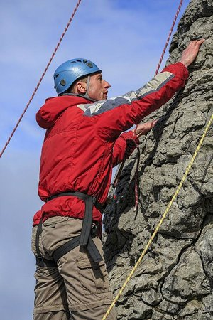 Nevsail Watersports: Climbing for all levels