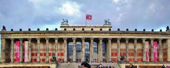 Mitte: Altes Museum