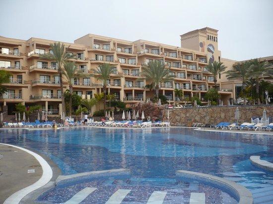 ClubHotel Riu Buena Vista: niet voor strand liefhebbers