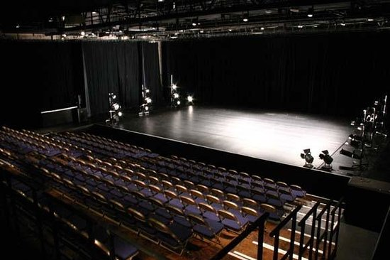 Lancaster Arts: Nuffield Theatre Stage