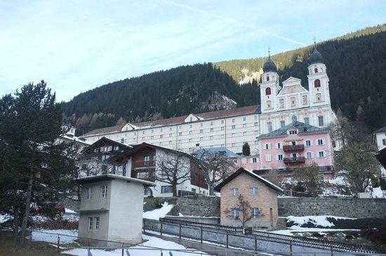Kloster Disentis - Benediktinerabtei