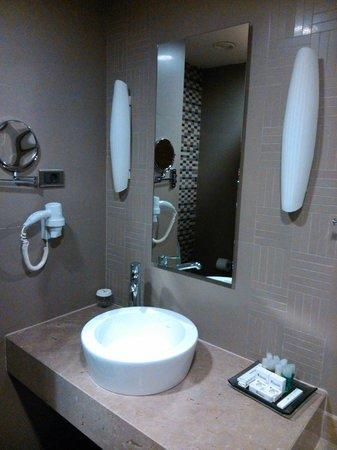 The Green Park Pendik Hotel & Convention Center : Bathroom