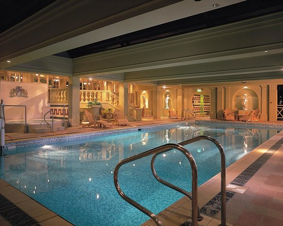 Redworth Hall Hotel - Swimming Pool