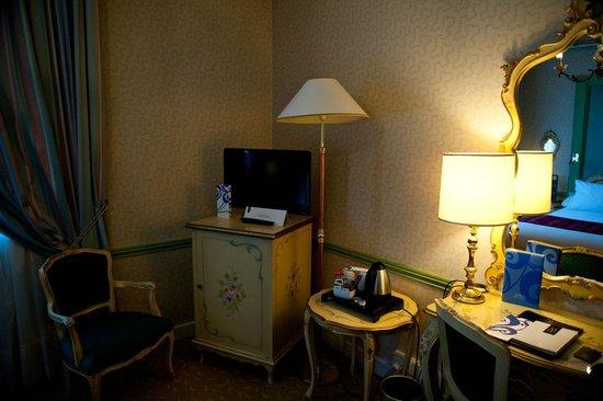 Hotel Papadopoli Venezia MGallery by Sofitel: Номер