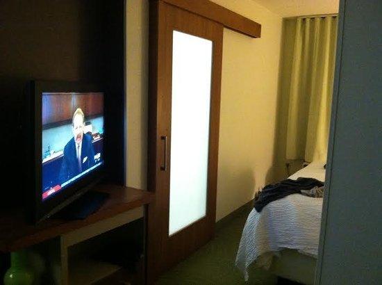 SpringHill Suites Cincinnati North/Forest Park : TV