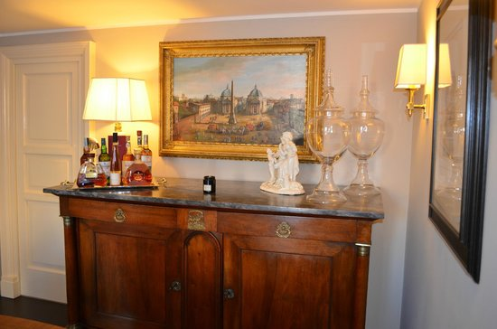 La Scelta di Goethe: Hospitality custom tailored