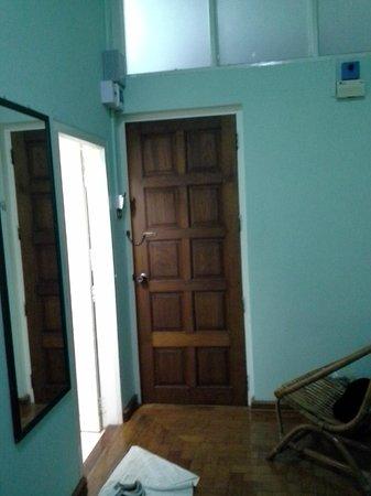 Eastern Hotel: room entrance