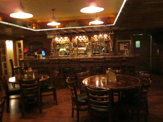Fulton Steamboat Inn : Tavern