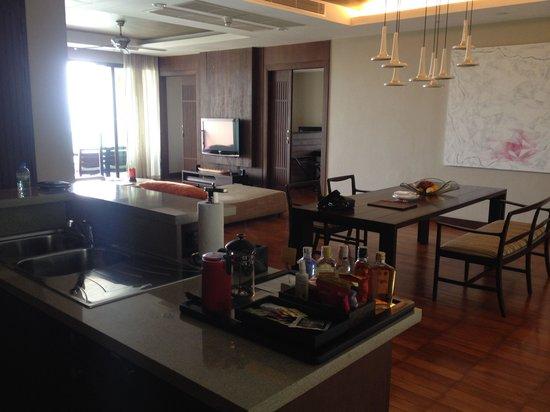 ShaSa Resort & Residences, Koh Samui: Huge one bedroom