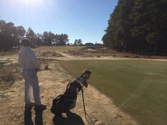 Pinehurst Course Number 2 : 18th Tee