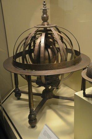 King Abdulaziz Historical Center: Real Astrolabe