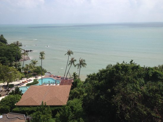 ShaSa Resort & Residences, Koh Samui: Beach view