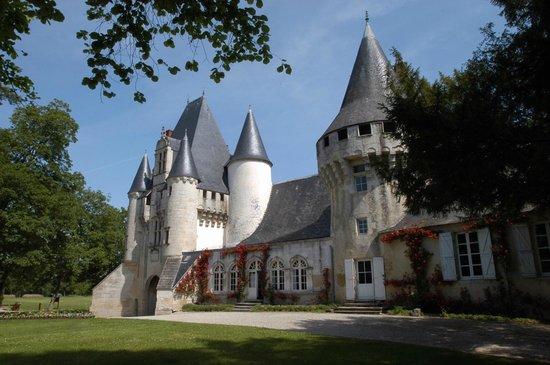 Melle, Frankreich: Château de Javarzay à Chef-Boutonne
