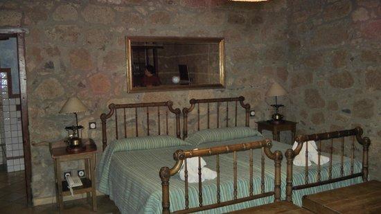 Hotel Rural San Miguel : deel van kamer 5