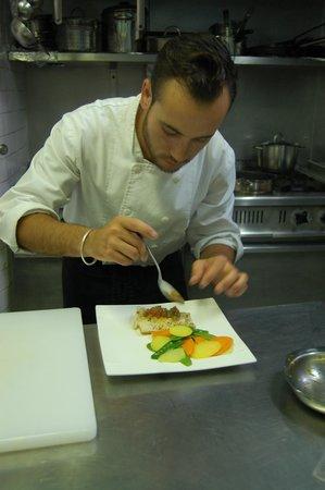 Le Beau Site : Chef Alexandre
