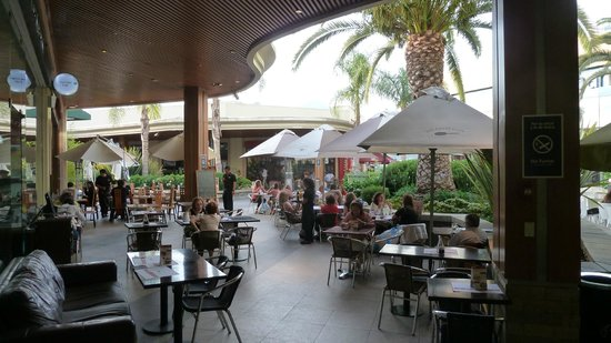 "Alto Las Condes: Vielfalt an Restaurants auf dem ""Mirador"""