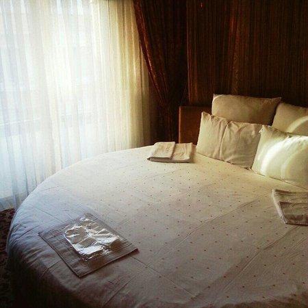 Salinas Istanbul Hotel: Номер Люкс в Salinas hotel