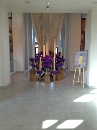 Vida Downtown Dubai : lobby