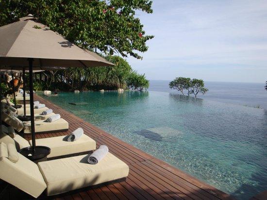 Bulgari Resort Bali: プール