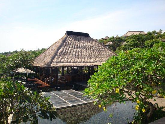 Bulgari Resort Bali: バーラウンジ