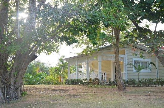 Luxury Bahia Principe Cayo Levantado Don Pablo Collection: Our garden room;)